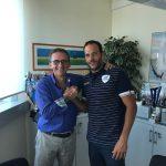 A2 M – Daniele Simeoni confermato alla Latina PN