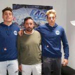 A1 M – Julien e Manuel Lanfranco, i due neo acquisti della Carpisa Yamamay Acquachiara