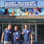 Euro Cup – Sosta a Bordighera per la SP Management