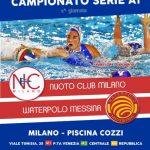 A1 F – NC Milano, la parola a Ursula Gitto
