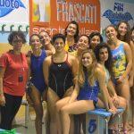 B F – Federica Tagliaferri alla guida della B femminile della 3T Frascati