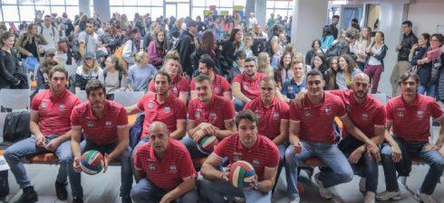 È stato presentato ufficialmente oggi nell'aula magna del liceo Candiani-Bausch il campionato di serie A1 […]
