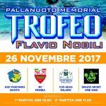 """Tornei – 3° Trofeo """"Memorial Nobili"""""""