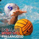 C M – Roman Sport City …. esordio amaro
