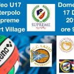 Tornei – Trofeo Waterpolo Supreme Sport Village