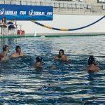 C M – G.S. Aragno – Azzurra Nuoto Prato 9-10