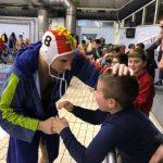 Vojislav Cupic nello staff tecnico delle giovanili della Campolongo Hospital Rari Nantes Salerno