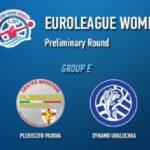Eurolega – Plebiscito Padova – Uralochka 9-5
