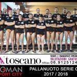 C M – Primi tre punti per la Roman Sport City