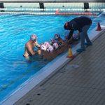 C M – Antares Nuoto Latina di misura contro la Roma Racing