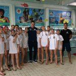 Amatoriale – Terza giornata di gare nel campionato amatoriale di pallanuoto Asc-Sport Management