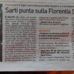 Sarti punta sulla Florentia Sport Team