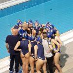U19 F – Bella vittoria dell'F&D H2O contro la Roma Vis Nova