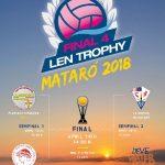 Euro League – Plebiscito Padova – Matarò 8-11