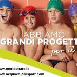 """Acquachiara: progetto """"Sport per tutti"""""""