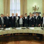 A Verona la presentazione della Finale di Len Euro Cup