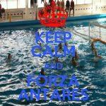 C M – L'Antares Nuoto Latina termina la striscia negativa