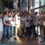 Le finali del campionato amatoriale master di pallanuoto premiano Busto Arsizio
