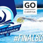 Go Carpisa sponsor ufficiale della Final Eight di Champions League