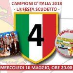 """A1 F – Plebiscito Padova: """"la festa dello scudetto"""""""