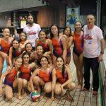 U13 F – Le lontre dell'U.S. Luca Locatelli nuove campionesse regionali