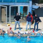 C M – L'Antares Nuoto Latina risale al 4° posto