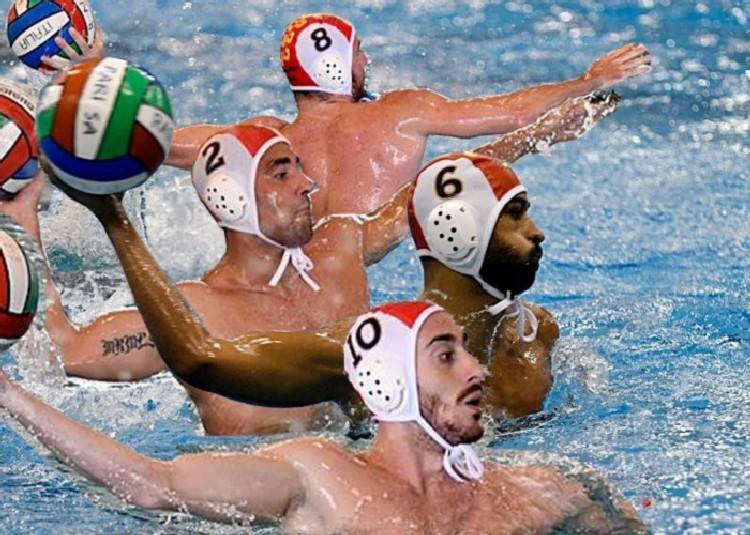 A2 m play off rn salerno a genova contro il quinto for Piscina quinto genova