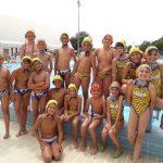 Nuotatori Genovesi Pro Recco Academy all'HaBaWaBa