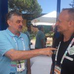 Ratko Rudic all'HaBaWaBa incontra Felugo e Varga