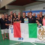 Master – Telimar Palermo campione d'Italia nella categoria master 50