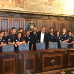 """F&D H2O premiata al Comune di Velletri per la Serie A1: """"Vanto e orgoglio della città"""""""