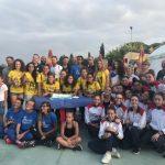 A1 F – F&D H2O in festa con le altre società sportive di Velletri