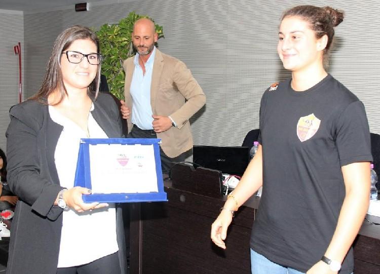 Francesca Giovannangeli e Domitilla Picozzi