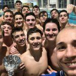 Tornei – Città di Tivoli vinto dall'Ede Nuoto