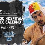 A2 M – Scontro al vertice contro Telimar Palermo per la Campolongo Hospital RN Salerno
