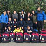 Antares Nuoto Latina: esordio delle Under 13 e della Under 17 femminile