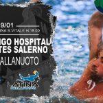 A2 M – La Campolongo Hospital RN Salerno ospita la capolista Latina