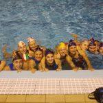 B F – Parte il campionato delle Girls in calotta Splash Antares Latina