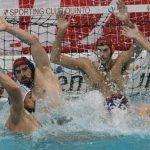 A1 M – Iren Quinto sconfitto dalla Roma Nuoto