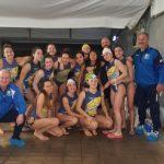 U17 F – F&D H2O, Under 17 bella e vincente contro la Roma Waterpolo
