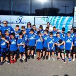 L'Antares Nuoto Latina alla 12ma edizione dell'HaBa WaBa International festival