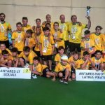 Antares Nuoto Latina, report HaBaWaBa