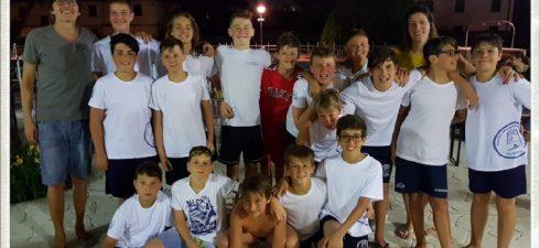 Nell' insolita serata infrasettimanale di martedì 18 giugno si è concluso il campionato under 13 […]