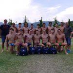 U17A M F.li – La Nuoto Catania è quinta