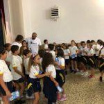 """Progetto della Latina Anzio Pallanuoto """"Nuoto e Pallanuoto nelle scuole"""""""