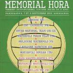 Tornei – La RN Imperia in rosa apre la stagione sportiva al Memorial Hora in Svizzera