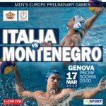 Waterpolo World League 2015: Italia – Montenegro