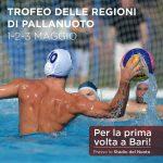 FIN Puglia: a Bari il girone Sud del Trofeo delle Regioni