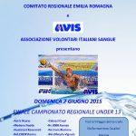 CR Emilia Romagna: campionato Under 13 giornata conclusiva
