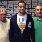 Antares latina News: Daniele Campana nuovo giocatore dell'Antares